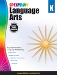 Spectrum® Language Arts, Grade K