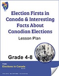 Interesting Facts About Canadian Elections Grades 4 to 8 (e-lesson plan)