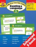 Take It to Your Seat Reading and Language Centers, Grade 5 (Enhanced eBook)