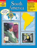 Geography Units, South America (Enhanced eBook)