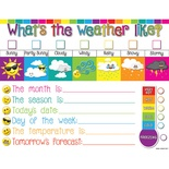 "Weather Emoji 17"" x 22"" Smart Poly™ Chart"