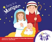 Away In A Manger Read Along Book and MP3 Bundle