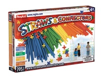 Straws & Connectors™, 705 pieces