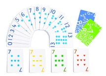 School Friendly Playing Cards, Standard Size
