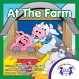 At The Farm Read Along Book and MP3 Bundle