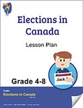Elections in Canada Grades 4 to 8 (e-lesson plan)