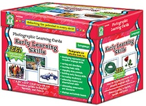 Photographic Learning Cards: Early Learning Skills