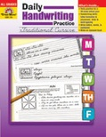 Daily Handwriting Practice: Traditional Cursive (Enhanced eBook)