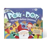 Poke-a-Dot Night Before Christmas Book