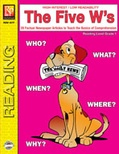 The Five W's (Reading Level 1) (Enhanced eBook)
