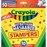 Crayola® Ultra Clean Washable Expressions Stampers
