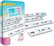 Word Family Dominoes