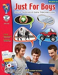 Just for Boys Hi Interest/Low Vocabulary - Canadian (eBook)