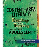 Content-Area Literacy: Reaching and Teaching the 21st Century Adolescent (Enhanced eBook)