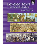 Leveled Text for Social Studies: Early America (Enhanced eBook)
