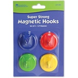 Super Strong Magnetic Hooks, Set of 4