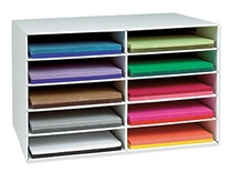 "Classroom Keepers® Construction Paper Storage, 12"" x 18"""
