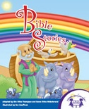Bible Stories Collection Read Along Book and MP3 Bundle