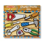 Tools Chunky Puzzle