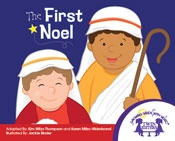 The First Noel Read Along Book and MP3 Bundle