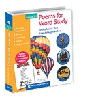 Poems for Word Study Grades 2-3 (Enhanced eBook)