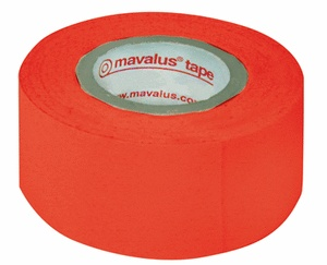 "Mavalus® Tape 1"" x 324"", Red"