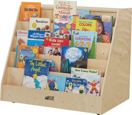 Book Display with Storage