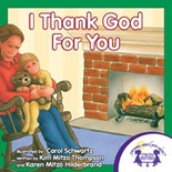 I Thank God for You Read Along Book and MP3 Bundle