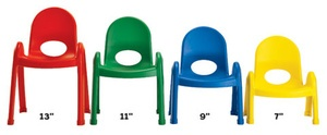 "Value Stack™ Chair, 9"" seat height"