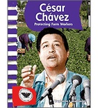 American Biographies: Cesar Chavez (Enhanced eBook)