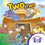 Two By Two Read Along Book and MP3 Bundle