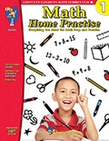 Math Home Practise Grade 1 (Enhancec eBook)