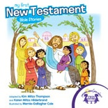 My First New Testament Bible Stories Read Along Book and MP3 Bundle