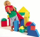Giant Blocks, 32-piece set