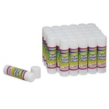 Economy Glue Stick, Clear, .70 oz. Box of 30