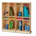 Jonti-Craft® Take Home Center – 8 Section Locker