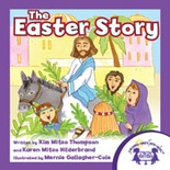 The Easter Story Read Along Book and MP3 Bundle
