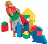 Giant Blocks, 16-piece set