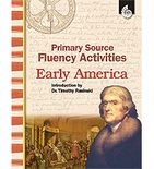 Primary Source Fluency Activities: Early America (Enhanced eBook)
