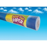 Better Than Paper® Bulletin Board Roll, Clouds