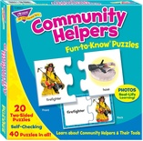 Fun-to-Know® Puzzles, Community Helpers