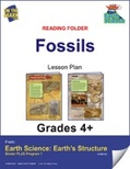 Earth Science - Reading Folder - Fossils