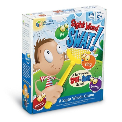 Sight Word Swat