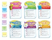 Writing Modes Bulletin Board Set