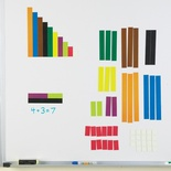 Magnetic Cuisenaire® Rods