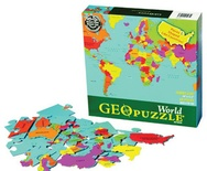 GeoPuzzle®, World