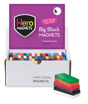 Block Magnet Display