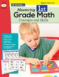 Mastering First Grade Math: Concepts & Skills Aligned to Common Core (eBook)