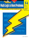 Power Practice: Math Logic and Word Problems (Grades 5-6) (Enhanced eBook)