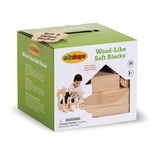 Wood-Like™ Soft Blocks, Set of 30